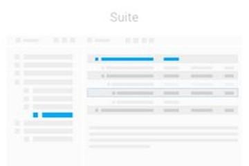 JavaScript UI库 dhtmlxSuite 更新至v6.4.2,将数据延迟加载到Grid and List |附下载