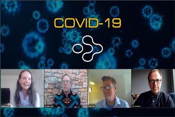 大师开讲!资深TheBrain绘制大师和你共同分析与创建Covid-19的思维导图
