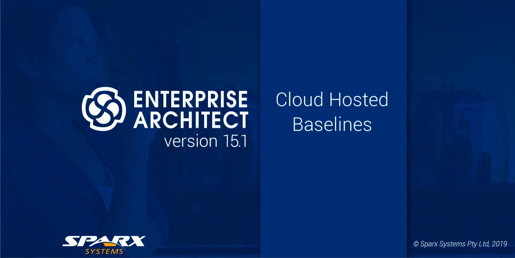 Enterprise Architect版本15.1功能解析(四):多个人同时在同一基础模型上工作