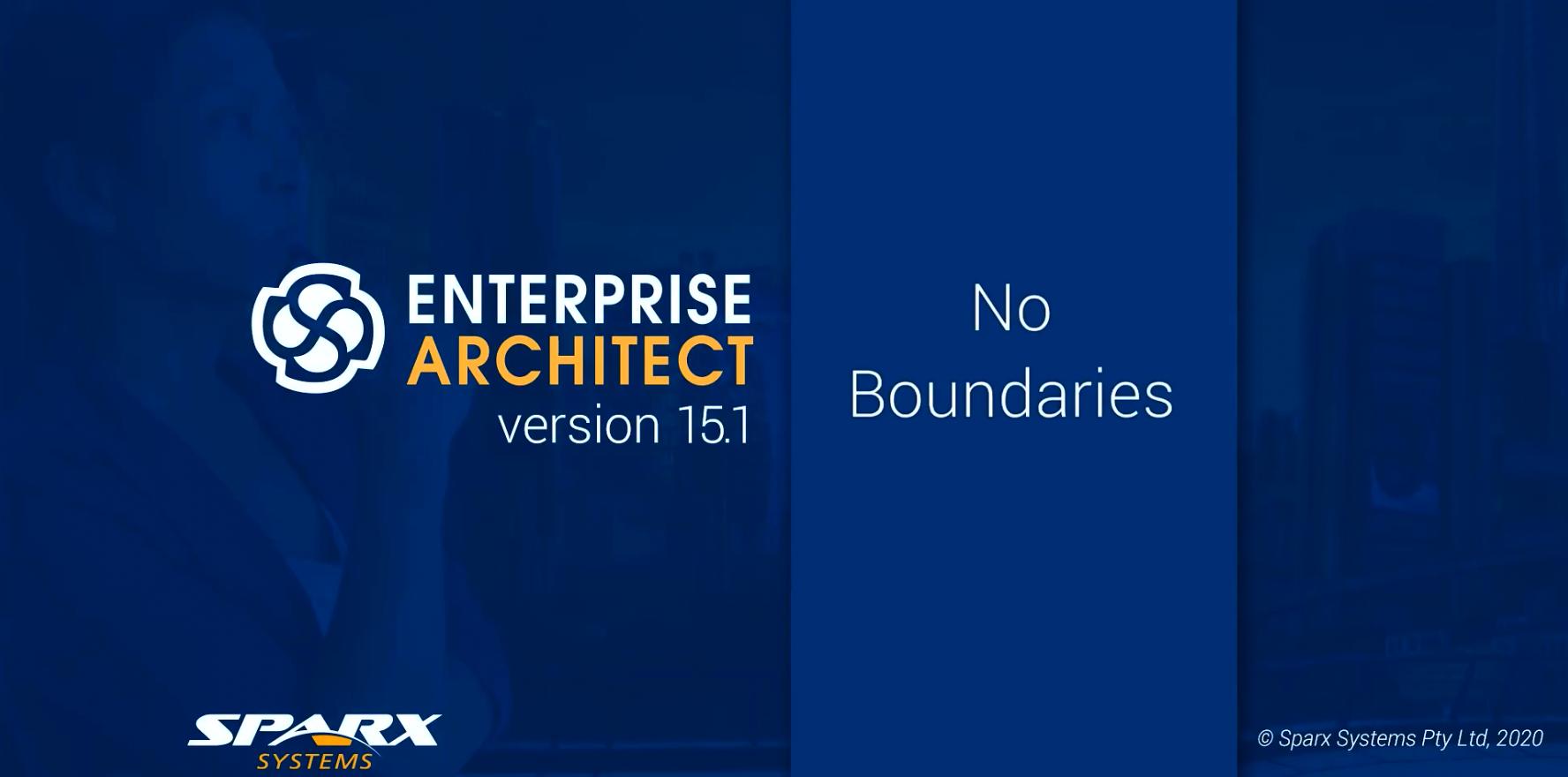 Enterprise Architect版本15.1功能解析(一):单个工具跨领域进行分析