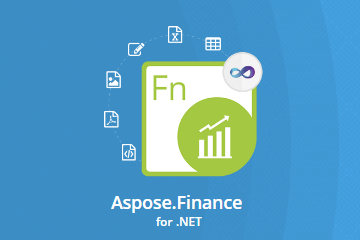 Aspose.Finance