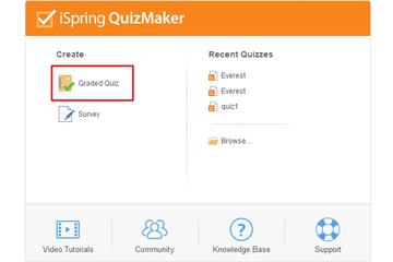 iSpring QuizMaker使用教程:如何创建序列问题