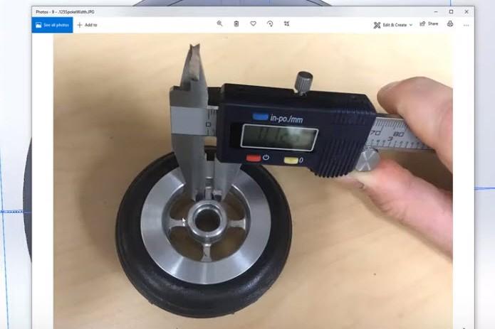 航空设计系列-车轮(四):正确的平面切口