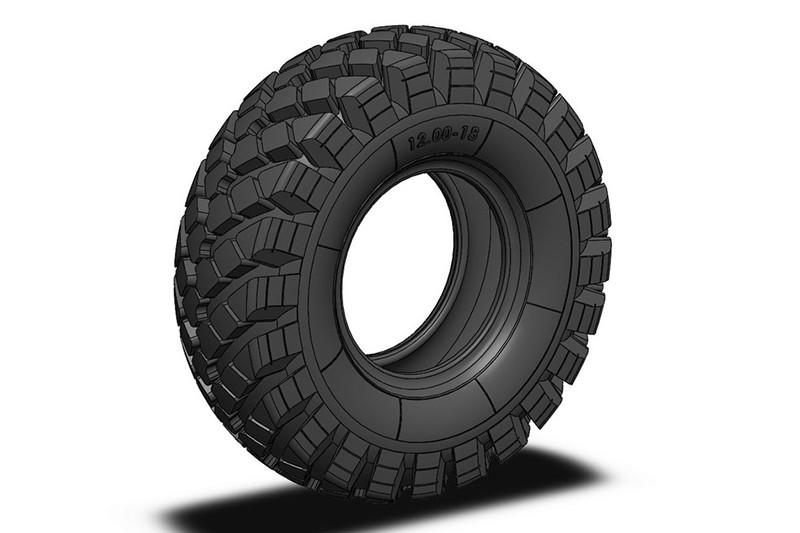 SOLIDWORKS模型:轮胎
