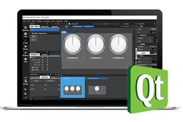 跨平台C++开发框架Qt教程:如何在Visual Studio中创建嵌入式Qt quick应用程序
