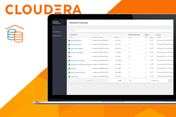 Cloudera Data Warehouse