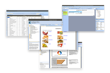 报告生成器FastReport .NET功能指南:将多个报告合并为一个
