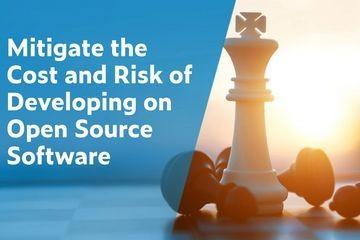 Parasoft如何减轻开源软件开发带来的成本和风险