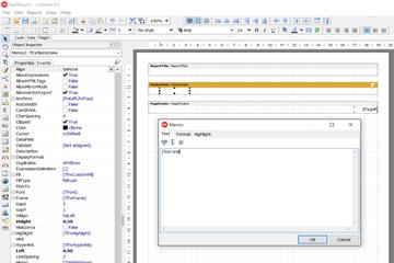 可视化报告生成器FastReport VCL功能指南:从Delphi / C ++ Builder / Lazarus制作PDF
