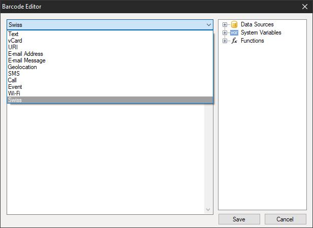 报告生成器FastReport .NET v2020.3新功能推荐!1分钟学会创建瑞士QR码!