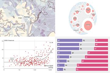 图表控件AnyChart每周数据可视化案例(十三):新冠病毒数据可视化