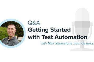 与Coveros测试自动化总监的Q&A问答(1):测试自动化入门