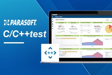 Parasoft C/C++test授权购买