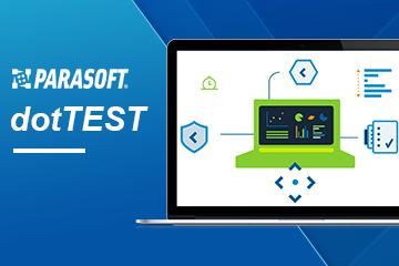 Parasoft dotTEST授权购买