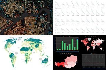 图表控件AnyChart每周数据可视化案例(十五):奥地利的COVID-19可视化图表