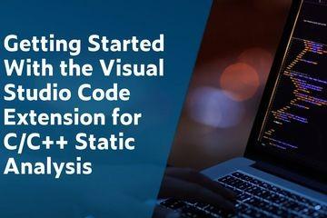 用于C/C++静态分析的Visual Studio代码扩展入门