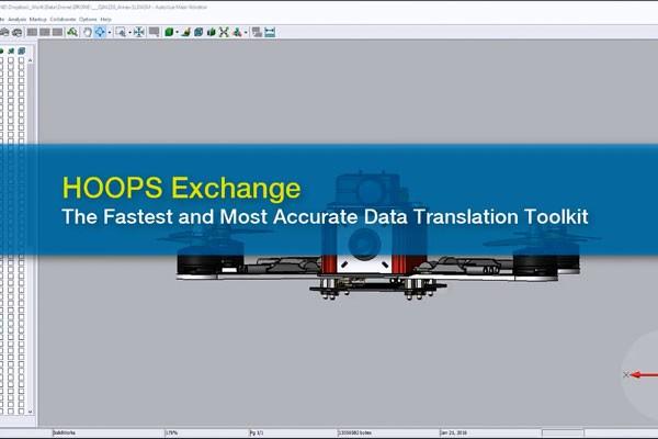 HOOPS Exchange视频:产品介绍