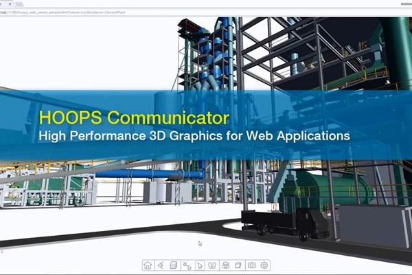 HOOPS Communicator产品介绍