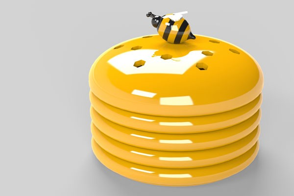 【教程】使用SolidWorks创建蜂巢杯垫套