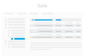 JavaScript UI库 dhtmlxSuite v6.5发布,添加了带有Angular演示套件 |附下载
