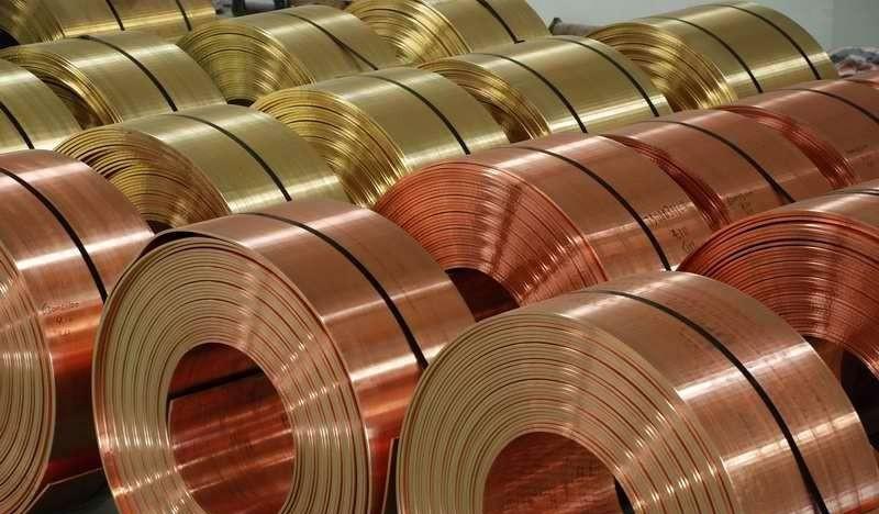 铜板带加工企业MES系统应用介绍