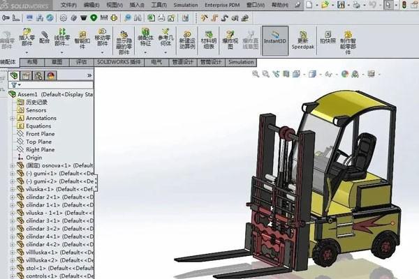 【技巧】5个关于SolidWorks超级技巧