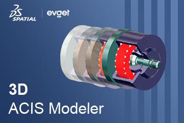3D ACIS Modeler授权购买