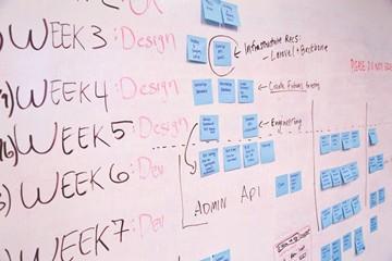 使用JavaScript创建简单的甘特图—教程