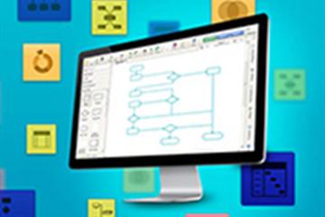 UML工具Visual Paradigm教程:如何将BPMN数据对象与ERD实体链接?