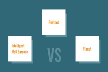 Dynamsoft Barcode Reader 对比测评:Intelligent Mail条码,Postnet和Planet之间有什么区别?