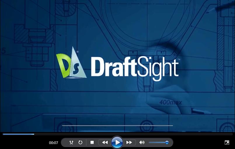 专业级的2D CAD设计软件 | 1分钟了解DraftSight