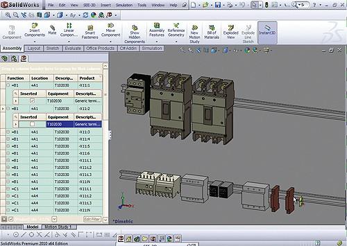 SOLIDWORKS Electrical BOM定制,如何自定义一个新的BOM表?