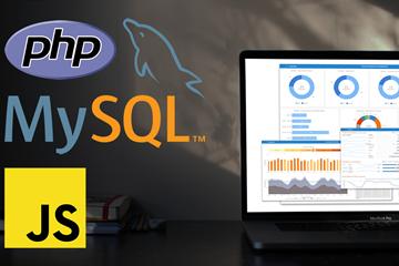 AnyChart如何使用PHP将MySQL数据库连接到JS图表