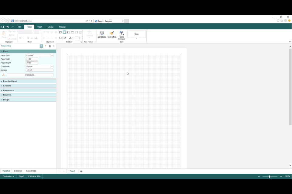 Stimulsoft Reports.Web视频教程:如何使用图像库