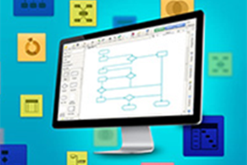 UML工具Visual Paradigm教程:如何将辅助池用于BPMN任务?
