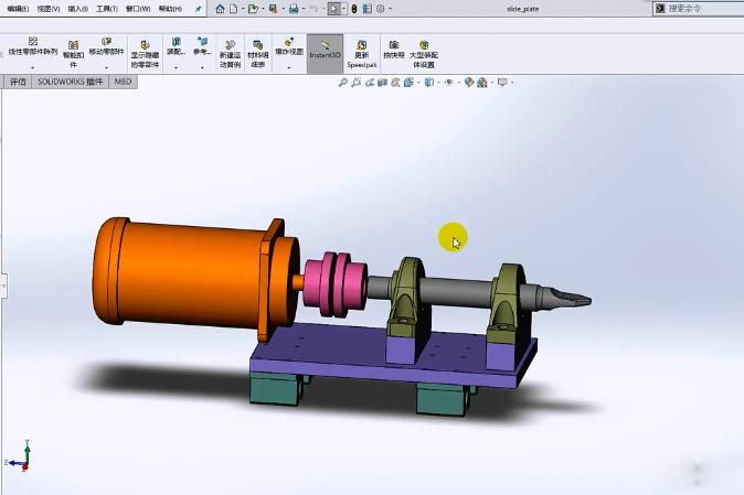 SolidWorks Top-Down设计方法|操作视频
