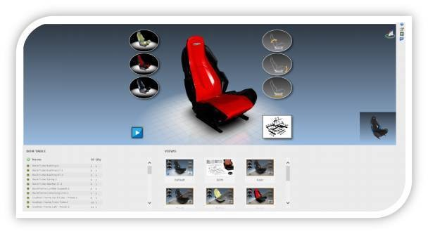 使用SOLIDWORKS Composer将产品3D数据发布至网页 | 操作视频