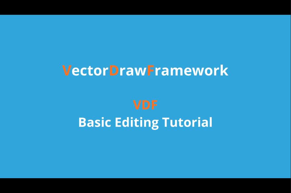 VectorDraw Framework基础教程:图形编辑