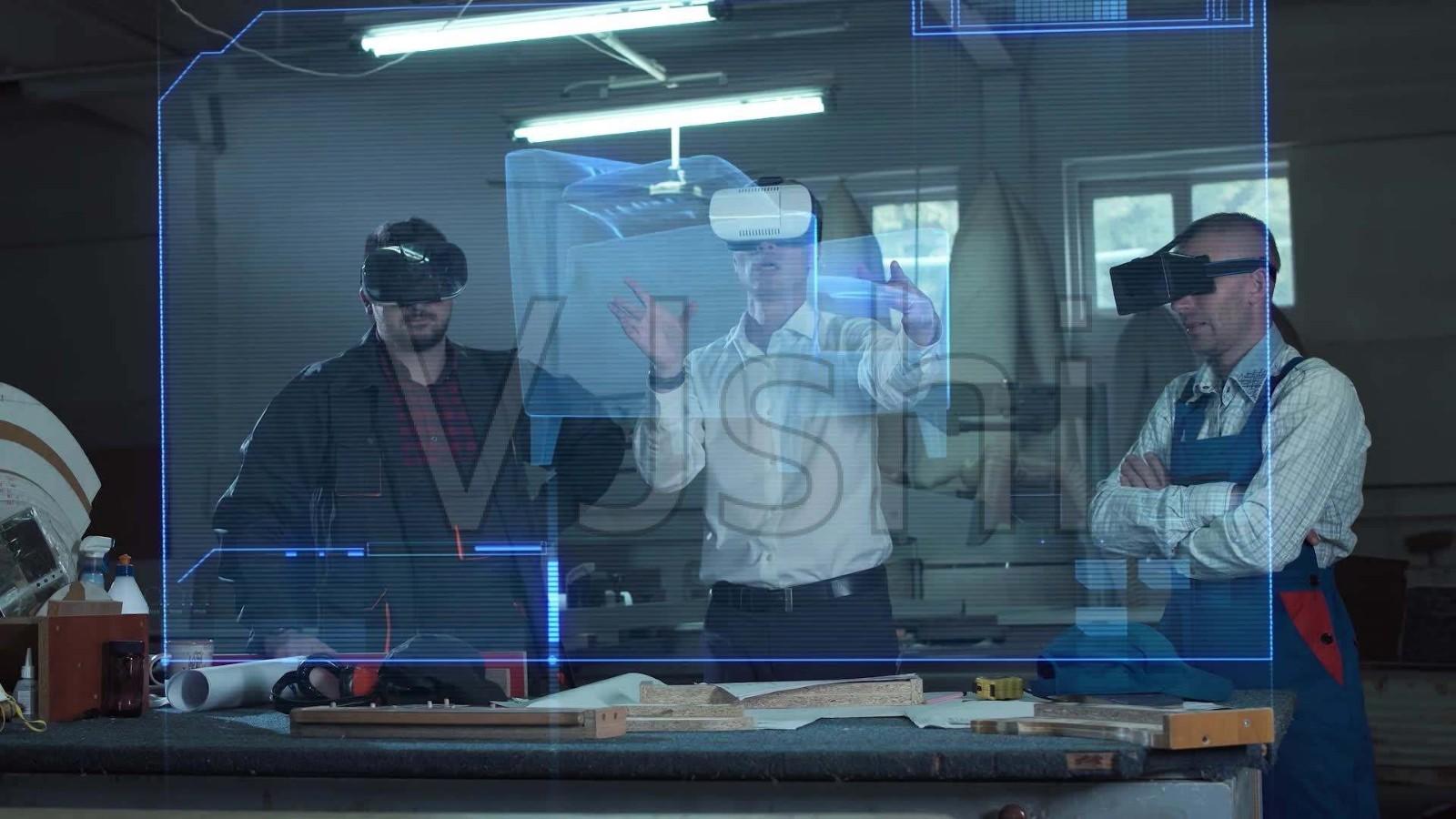 在火星造城市的马斯克,7年前就有这样前卫的3D交互设想