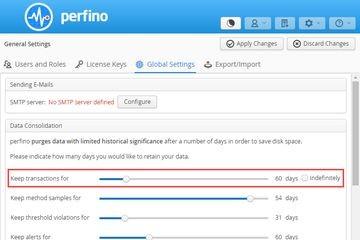 Perfino v 4.0 新增HTTP探针,可测量所有传出的HTTP调用