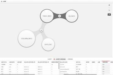 基于工业大数据的商业智能BI应用(三):元数据的Qlik可视化
