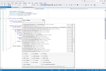 CodeRush for Visual Studio预览:Move at Warp Speed