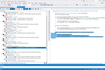 CodeRush for Visual Studio预览:Code Analysis Diagnostics