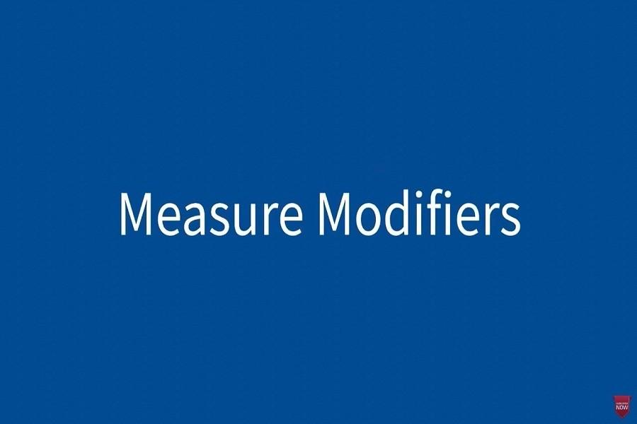 Qlik Sense视频教程:测量修改器