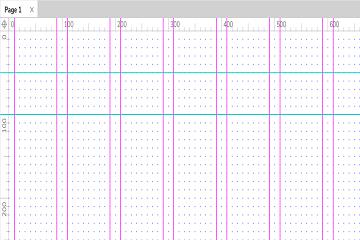 原型设计工具Axure RP参考(八) :网格,参考线和捕捉