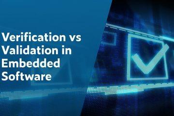 嵌入式软件中的软件验证与软件确认