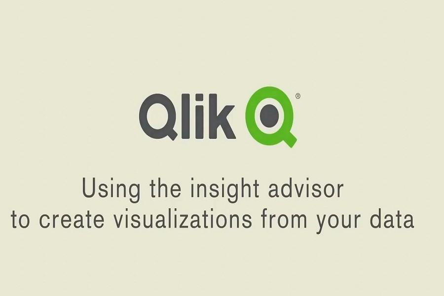 Qlik Sense视频教程:使用洞察顾问从你的数据中创建可视化