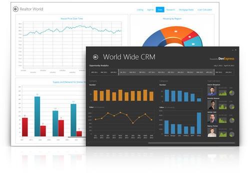 12款500强企业专用界面开发工具,覆盖5大主流语言平台;总有一款适合你