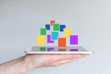 为什么选择低代码平台构建企业级大数据应用程序?