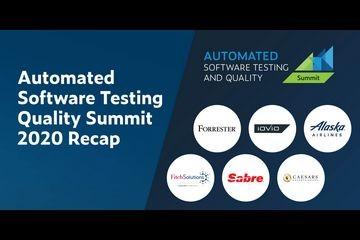自动化软件测试质量峰会2020回顾